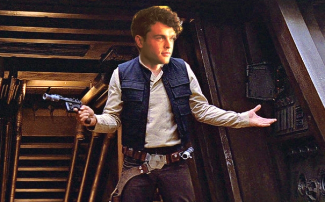Star Wars for Dummies: casting choice for Han Solo explain